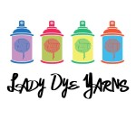 lady dye yarns logo