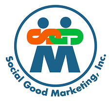 social good marketing logo